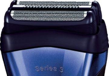 Braun 340S est un rasoir électrique robuste
