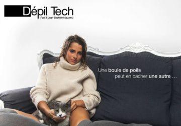 Publicité Dépil Tech