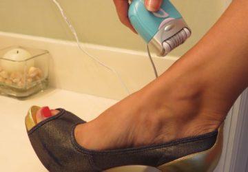 Tous les épilateurs électriques permettent l'épilation des jambes