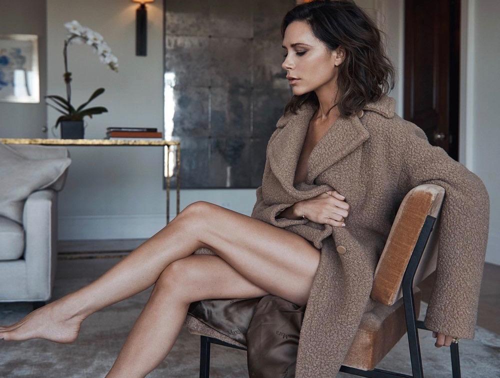 Victoria Beckham dit ne plus s'épiler les jambes